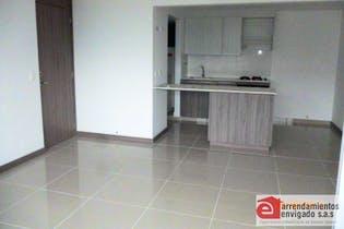 Apartamento Para Venta en Loma del Escobero, Con 3 habitaciones-76mt2