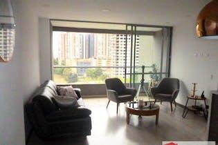 Apartamento Para Venta en Loma del Escobero, Con 3 habitaciones-82mt2