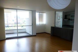 Apartamento Para Venta en Loma del Atravezado, Con 3 habitaciones-87mt2