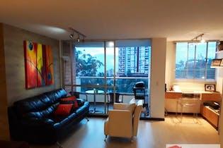 Apartamento Para Venta en El Esmeraldal, Con 3 habitaciones-89mt2