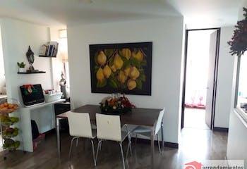 Apartamento Para Venta en Las Flores, Con 3 habitaciones-86mt2