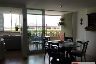Apartamento en venta en Maria Auxiliadora, 120mt con balcon.