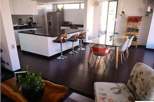 Apartamento en venta en Santa Bárbara Occidental de 192 mt2. con balcón.