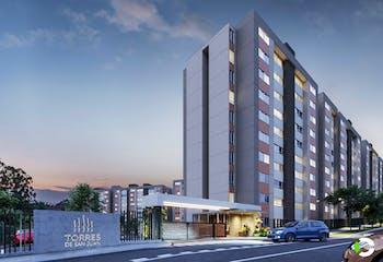 Torres de San Juan, Apartamentos en venta en Cimarronas con 48m²