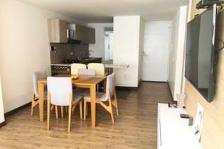 Apartamento en venta en San Miguel Barrios Unidos de 2 hab. con Balcón...