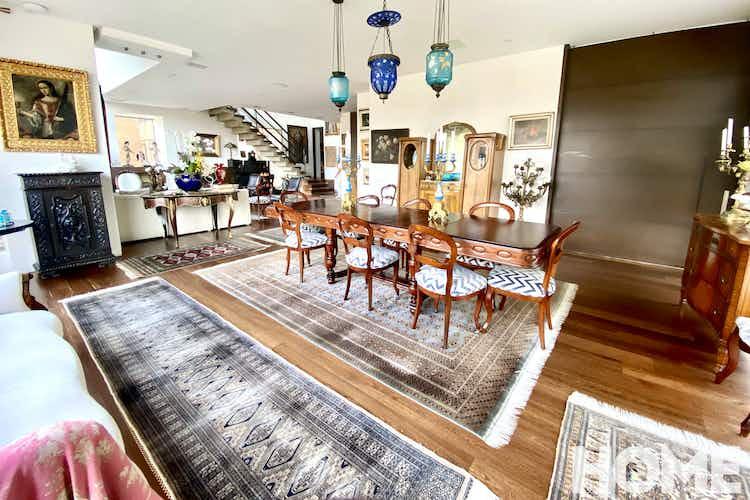 Portada Apartamento en venta en La Cabrera con 565 mt, dupelx mas terraza