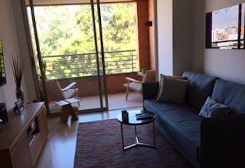 Apartamento en venta en Poblado de 84m² con Solarium...