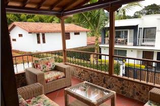 Casa en venta en Los Tambos de 155 mt con balcón