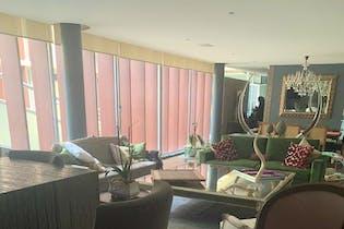 Departamento en venta en Polanco con terraza.