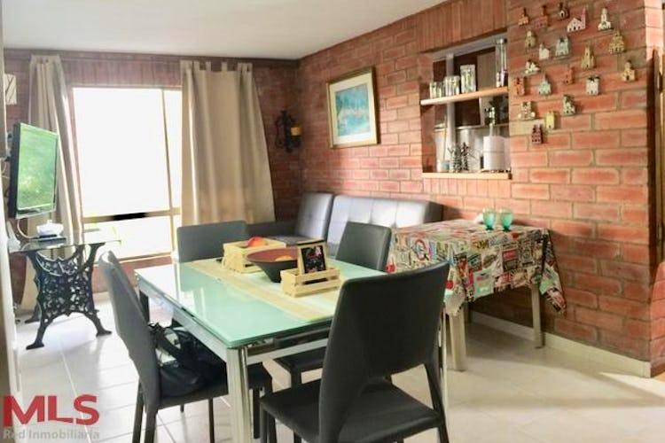 Portada Apartamento en La Tomatera, Poblado - 78mt, tres alcobas