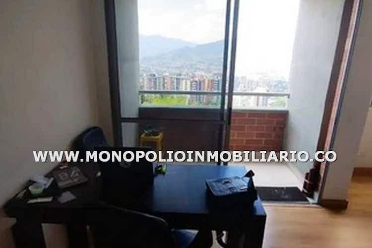 Portada Apartamento en venta en El Esmeraldal, 64mt con balcon.