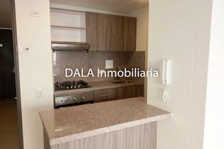Apartamento en venta en Casco Urbano Cajicá de 55m² con Bbq...