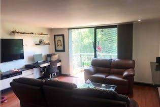 Apartamento en venta en El Poblado, 115m² con Piscina...