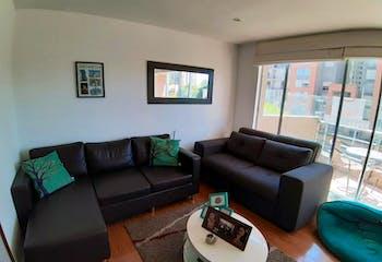 Apartamento en venta en San Antonio Norte, 87mt con balcon
