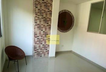 Apartamento en venta en Simón Bolívar de 1 habitacion