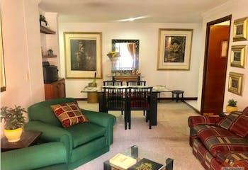 Apartamento en venta en Caobos Salazar 95m² con Gimnasio...