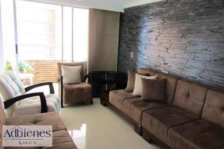 Portada Apartamento Para Venta en Loma de los Bernal, Con 3 habitaciones-88mt2