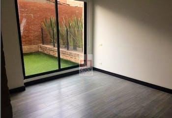 Vende Apartamento San Patricio Bogota, Con 1 habitacion-44mt2