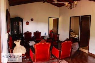 Finca Para Venta Casco Urbano Sopetrán, Con 4 habitaciones-4100mt2
