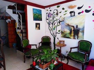Cerezos, casa en venta en Castilla la Nueva, Bogotá