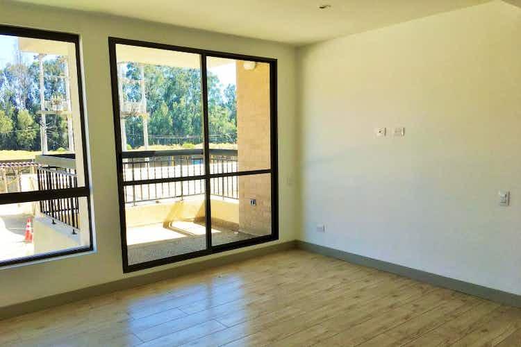 Portada Apartamento En Venta Casco Urbano Cajicá, Con 3 habitaciones-81mt2
