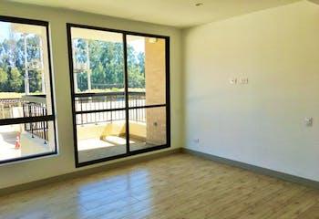 Apartamento En Venta Casco Urbano Cajicá, Con 3 habitaciones-81mt2