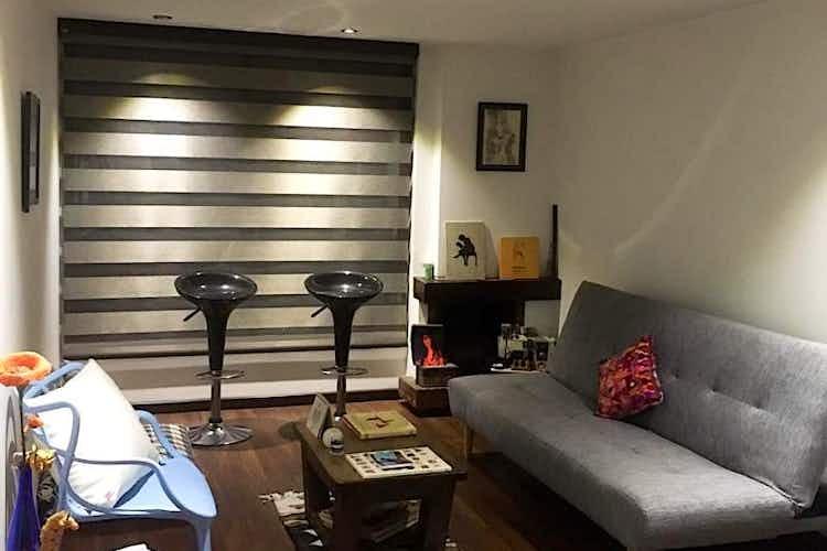 Portada Apartaestudio En Venta En Bogota La Castellana, Con 1 habitacion-39mt2