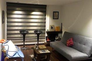 Apartaestudio En Venta En Bogota La Castellana, Con 1 habitacion-39mt2