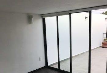 Departamento en venta en Locaxco de 70 mt2. con terraza