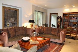 Casa en venta en San Bartolo Ameyalco, de 3,831mtrs2