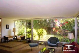 Casa en venta en Tlacopac de 403mt2 con terraza.