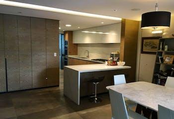 Apartamento en venta en Polanco de 2 alcobas