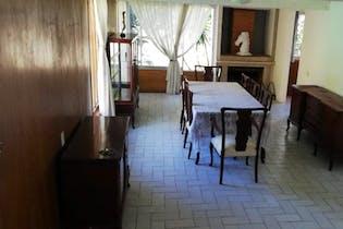 Casa en venta en San Andrés Totoltepec de 386 mt2. con jardin