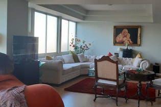 Departamento en venta en San Lucas Tepetlacalco de 268 mt con balcón