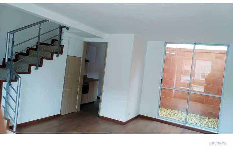 Portada Casa en venta en Tocancipa, 103mt con balcon.