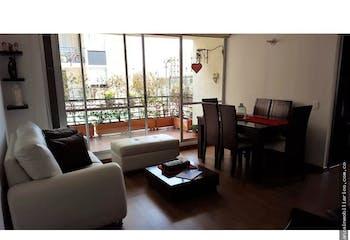 Apartamento en venta en Casco Urbano Cajicá de 2 hab. con Zonas húmedas...