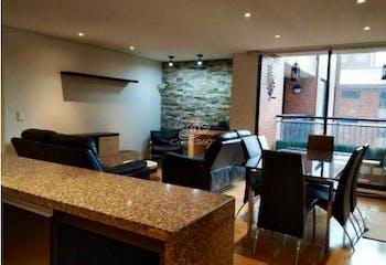 Apartamento en venta en Barrio Cedritos 109m² con Gimnasio...