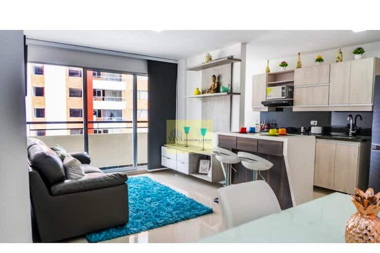 Portada Apartamento en venta en Pilarica con 2 balcones.