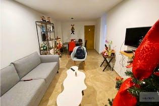 Apartamento en venta en Bosque Calderón. Chapinero Alto, Con 2 Habitaciones-63mt2