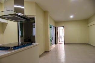 Departamento en venta en Pedregal de Santo Domingo, Con 3 Recamaras-105mt2