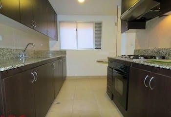 Apartamento en venta en Los Balsos 137m² con Piscina...