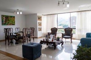 Apartamento en venta en Loma Del Atravezado de 131m² con Jardín...