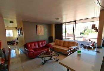 Apartamento en venta en Loma De Cumbres, 89m² con Balcón...
