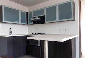 Apartamento en venta en Zúñiga, Envigado de 82,51mtrs2 con balcón