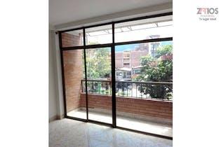 Apartamento en venta los colores, Medellin, Con 3 habitaciones-72mt2