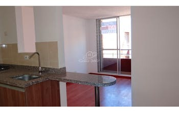 Apartamento en venta en Casco Urbano Madrid de 44m² con Gimnasio...