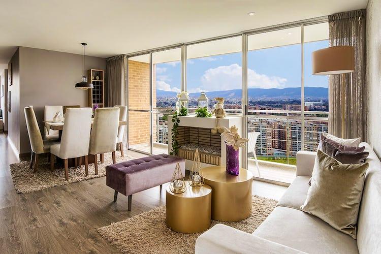 Portada La Felicidad - Los Cerros, Apartamentos en venta en Hayuelos de 1-3 hab.