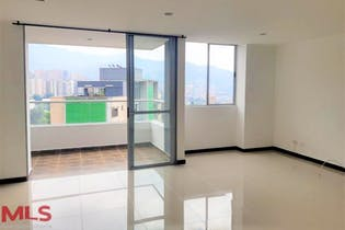 Apartamento en venta en El Esmeraldal de 77 mt2. con balcón.
