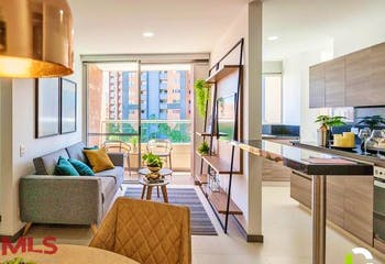Apartamento en venta en Asdesillas de 2 hab. con Piscina...