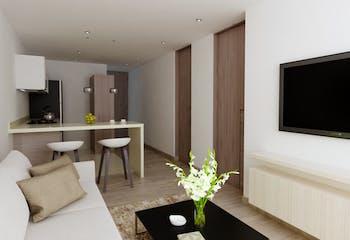 Alfama, Apartamentos en venta en Barrio Cedritos de 1-2 hab.